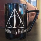 Universal Studios Exclusive Harry Potter Deathly Hallows Ceramic Mug Cup New