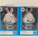 Disney Store Alice in Wonderland White Rabbit MXYZ Figural Pen (Set of 2) New