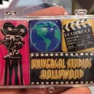 Universal Studios Hollywood Exclusive Acrylic Magnet Set New in With Case
