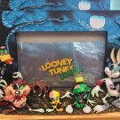 Six Flags Magic Mountain Looney Tunes Zombies Resin Photo Frame New