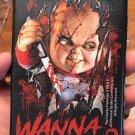 Universal Studios Halloween Horror Night Chucky Child's Play Wanna Play Wallet