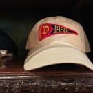 Disney Parks Disneyland Resort 1955 Cream Adjustable Hat Cap New