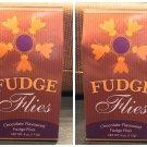 Universal Studios Harry Potter Chocolate Flavoured Fudge Flies New (Set of 2)