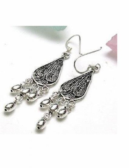 EX-8001     Handmade 925 Sterling Silver Earrings