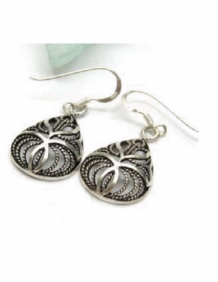 EX-8005      Handmade 925 Sterling Silver Earrings