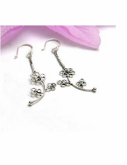 EX-8007    Handmade 925 Sterling Silver Earrings