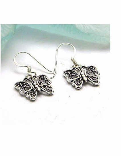 EX-8009     Handmade 925 Sterling Silver Earrings