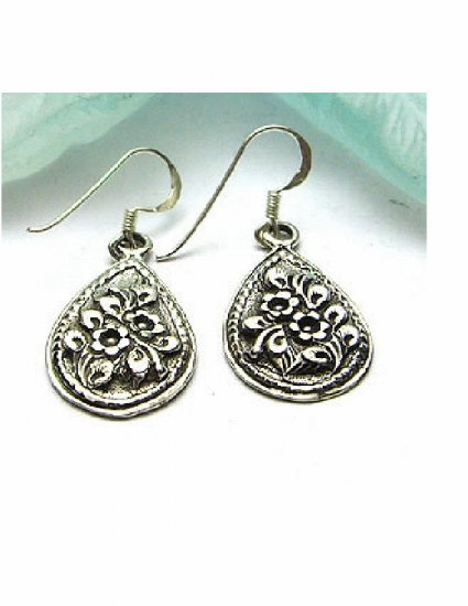 EX-8010      Handmade 925 Sterling Silver Earrings