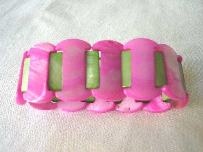BHX-6013   Natural Shell Bracelet