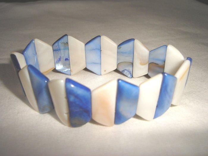 BHX-6032    Natural Shell Bracelet