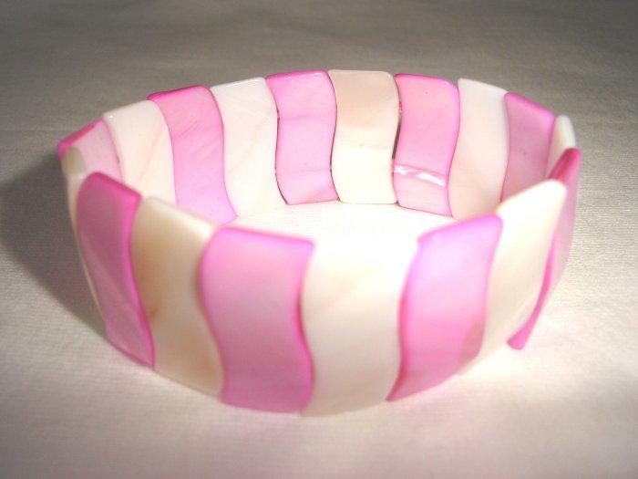 BHX-6030    Natural Shell Bracelet