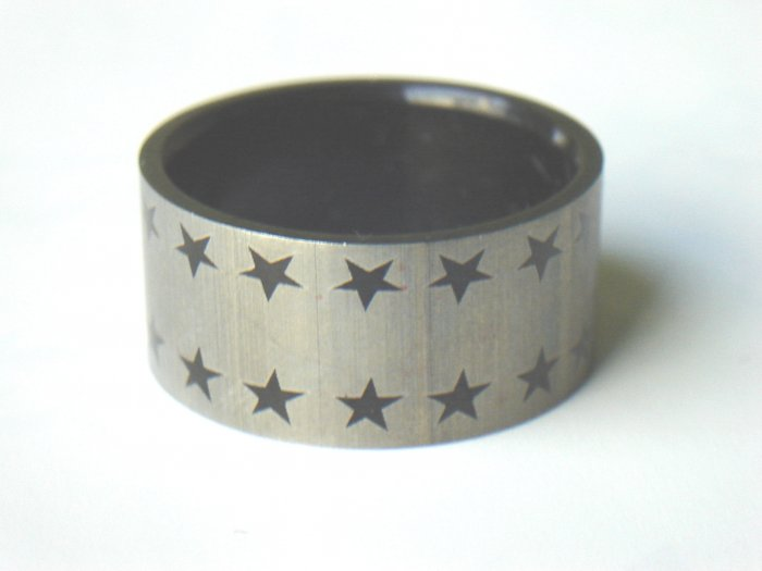 Free shipping--Stainless Steel Band Ring