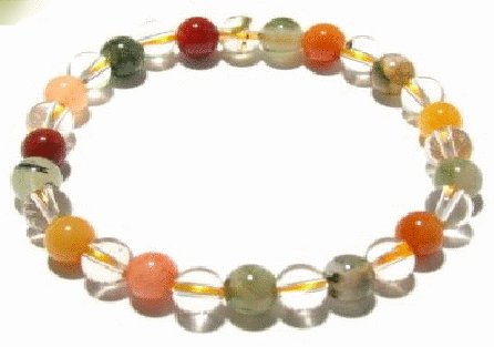 Free shipping---Crystal Beads Bracelet