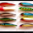 Fishing Lures by 6 pcs/lot
