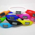 Free shipping---Negative ion (Anion) Silicone Bracelet  6pcs/Lot