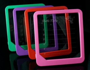 Free shipping---magic glow board Led message board