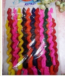 Spiral balloon--500 pcs/lot free shipping party toy