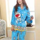 Coral Velvet Pajama Set--free shipping