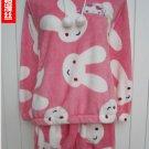 Thick Enamel Velvet Pajama Set--free shipping
