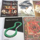 1997-98 SOTHEBYS AUCTION HOUSE CATALOG BOOK LOT 5  JADEITE JEWELS IMPORT-SILVER