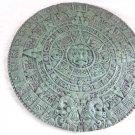 VINTAGE MEXICAN ARTS CRAFTS STONE AZTEC CALENDAR CUAUHXI