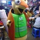 Armadillo Mascot Costume Adult Costume