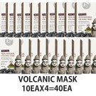Volcanic mask  Mask sheet pack 10EAX4=40EA (Free shipping worldwide)
