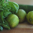HEIRLOOM NON GMO Lime Basil 100 seeds