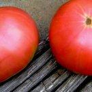 HEIRLOOM NON GMO Ozark Beauty Pink Tomato 25 seeds