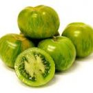 HEIRLOOM NON GMO Green Vernissage Tomato 25 seeds