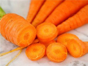 HEIRLOOM NON GMO Danvers Carrot 50 seeds