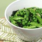 HEIRLOOM NON GMO Sugar Snap Pea 25 seeds