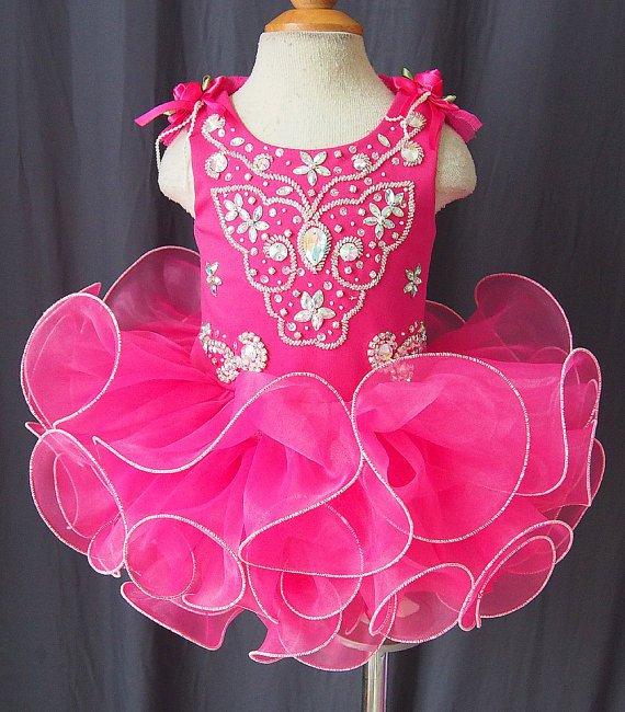 Lafinefashion flowers girl dress for 3-14Y N1508021403