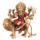 Panchmukhi Hanuman Statue Diety Monkey Sculpture figurine Hindu God Five face