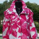 Cache LUXE $158 LINED  SWING JACKET EVENT Top NWT S/M/L JACKIE O DRAWSTRING