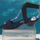 Donald Pliner COUTURE $225 KOGI GATOR LEATHER SANDAL Shoe NIB 5 MESH ANKLE WRAP