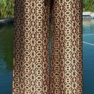 Cache $108 Pant NWT 0/2/4 XS/S REMOVABLE BELT ANIMAL PRINT TRIBAL