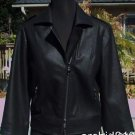 Cache $168 Top JACKET 2-WAY ZIPPER LINED NWT S/M/L FABRIC DISTRESS AS U WEAR IT