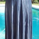 Cache LUXE $178 PLEATED STRETCH SOFT METALIC Skirt NWT XS/S/M/L/XL WEAR ALL YEAR