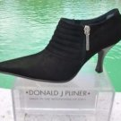 Donald Pliner $295  SUEDE LEATHER Boot Shoe Pump NIB  4.5 5 BOOTIE ELASTIC NEW