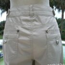 Cache $98 DRESSY FLATERING CROP Pant NWT 4/6/8/10/12 S/M/L  DRESS UP OR DOWN