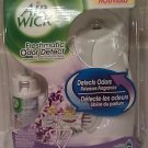 Air Wick Freshmatic Odor Detect Compact Spray w/ Lavender & Chamomile Refill