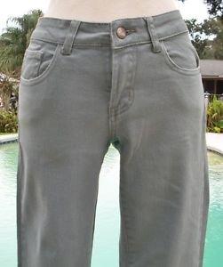 Cache $118~ DENIM  JEAN  STRETCH  FLATTERING FIT Pant NWT 2/4 XS/S SLIM LEG SEXY