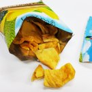 3x18g Dried Jackfruit Chips Thai Snack Fresh and Natural Sweet Free shipping