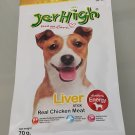 Dog Snacks JerHigh LIVER stick 70g Real Chicken Meat Energy Zip Pack Free ship