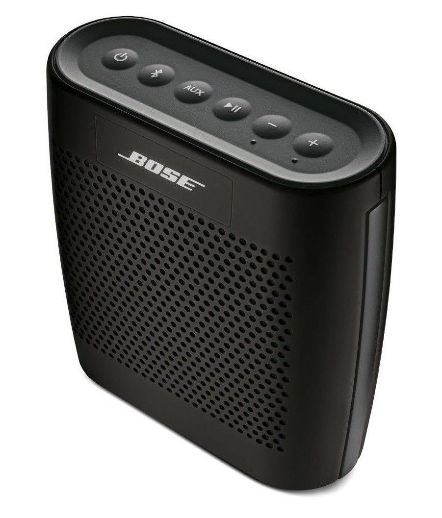 New Bose Soundlink Color Bluetooth Speaker Black
