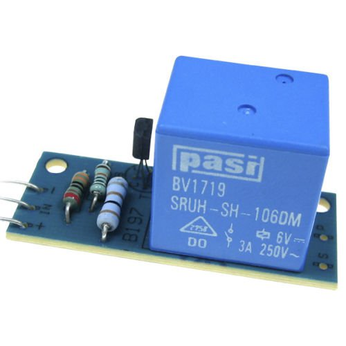 12V Small Transistor Driven Relay Switch Board