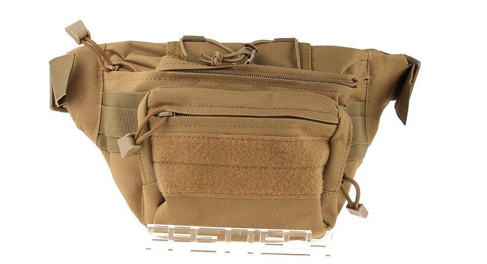 Outdoor Tactical Single Shoulder Messenger Waist Bag