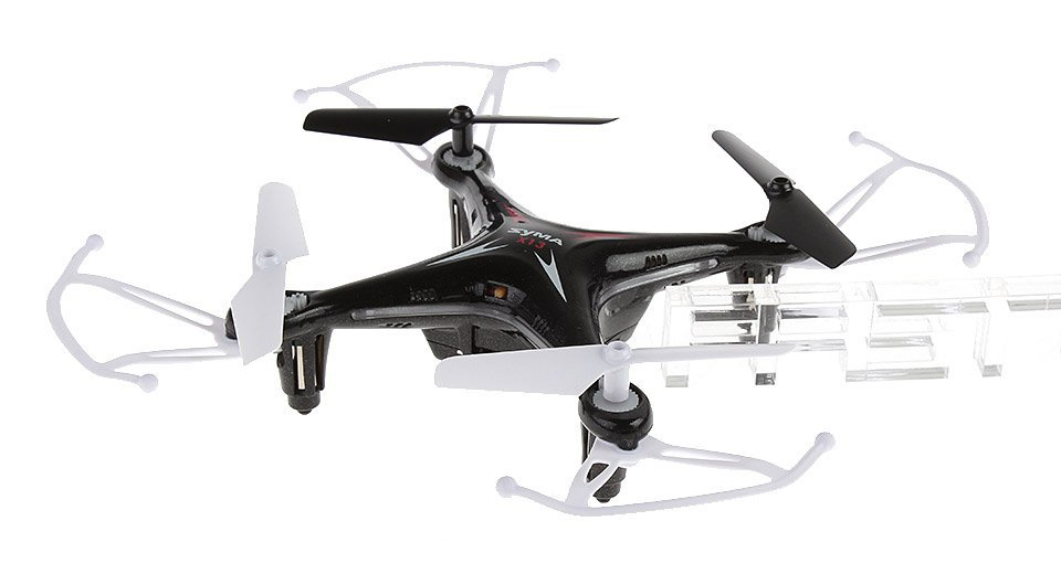 Authentic SYMA X13 4CH 2.4GHz Remote Control R/C Quadcopter - 2989000