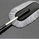 Retractable Hand Grip Car Waxing Cleaning Brush - 3026600